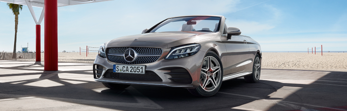 New C-Class Cabriolet